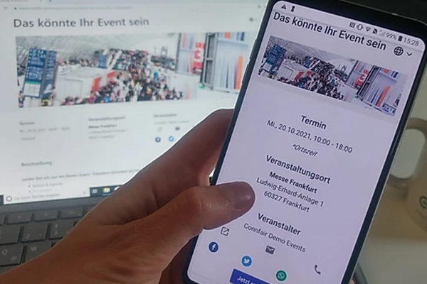 In fünf Schritten zum eigenen Online-Ticketing