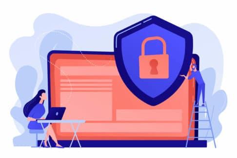 Datensicherheit DSGVO-konform